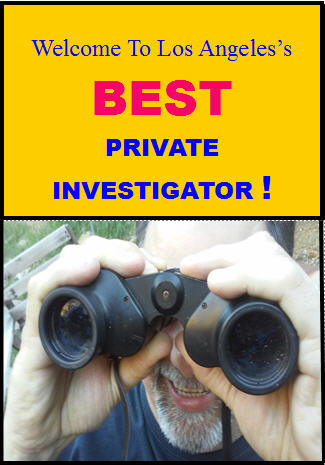 Los Angeles Private Investigator | Private Detective Los Angeles Ca